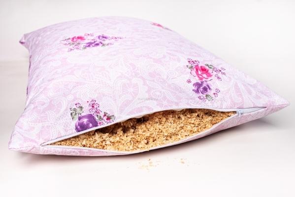 Подушка кедровая 40х40