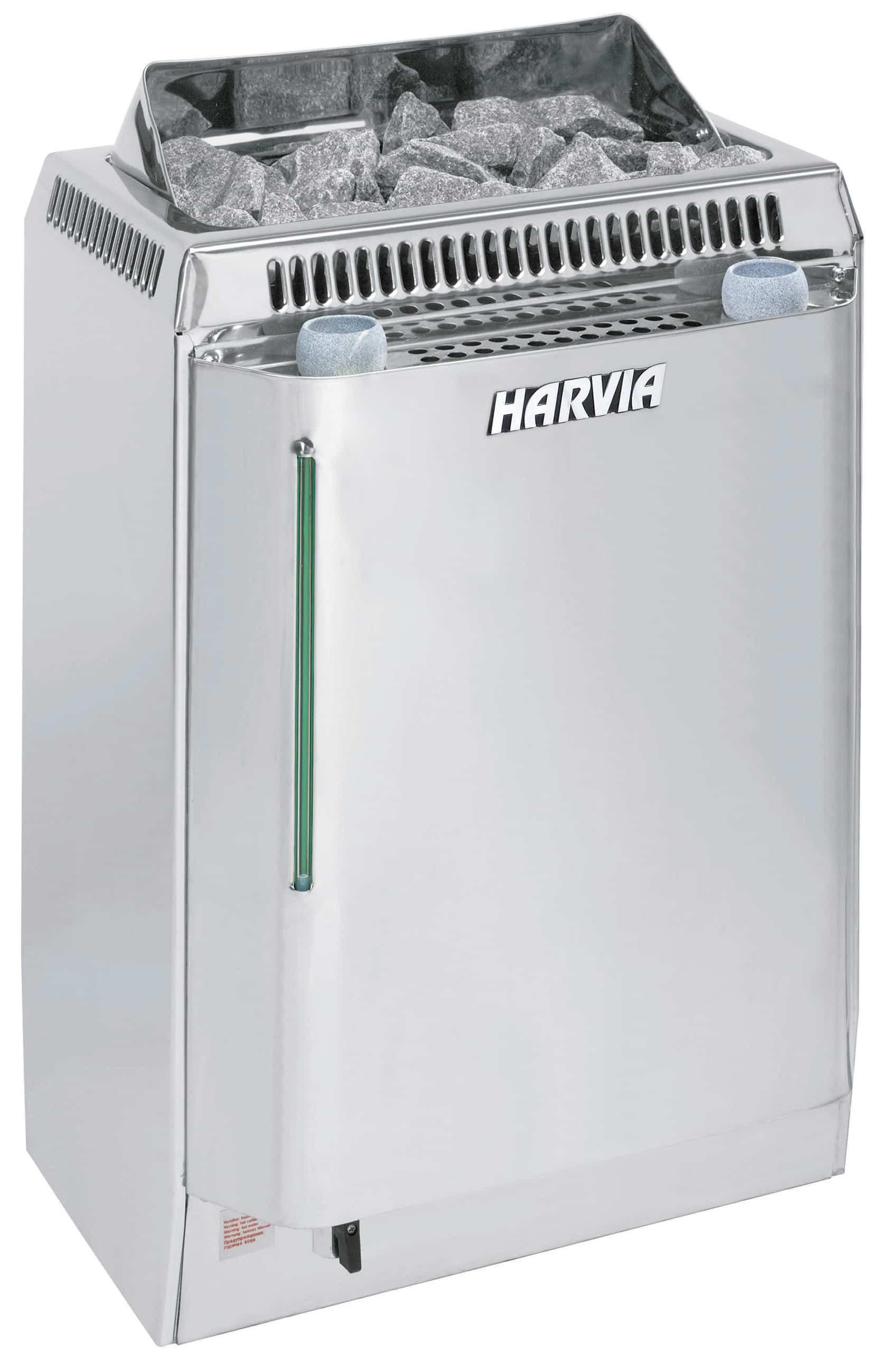 HARVIA  Topclass Combi Automatic  KV80SEA