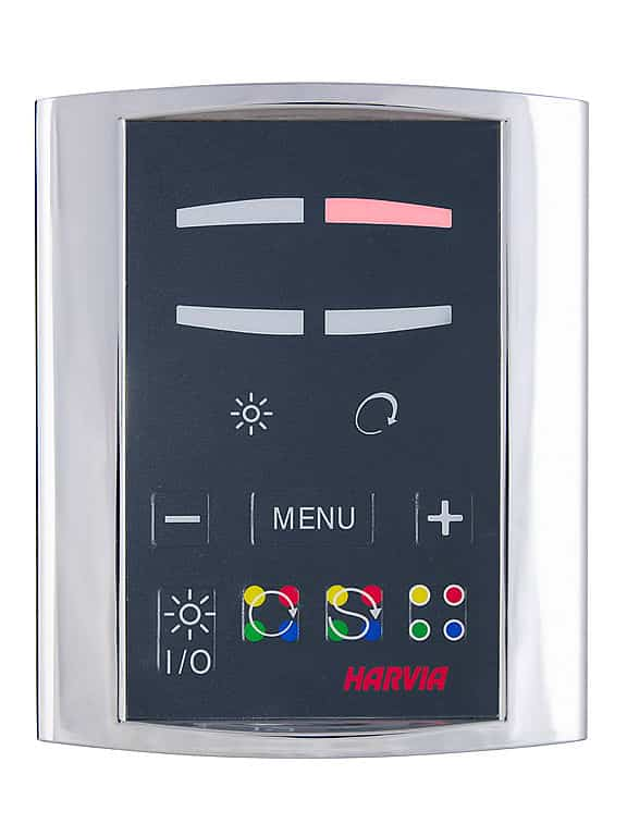 HARVIA  Griffin  Пульт + блок мощности CG170T Color light
