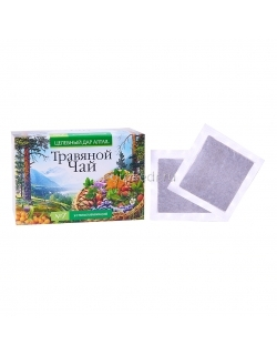 """Травяной чай """"Целебный дар Алтая"""" сбор №7 (успокаивающий)"""