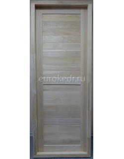 Дверь из массива 28 мм
